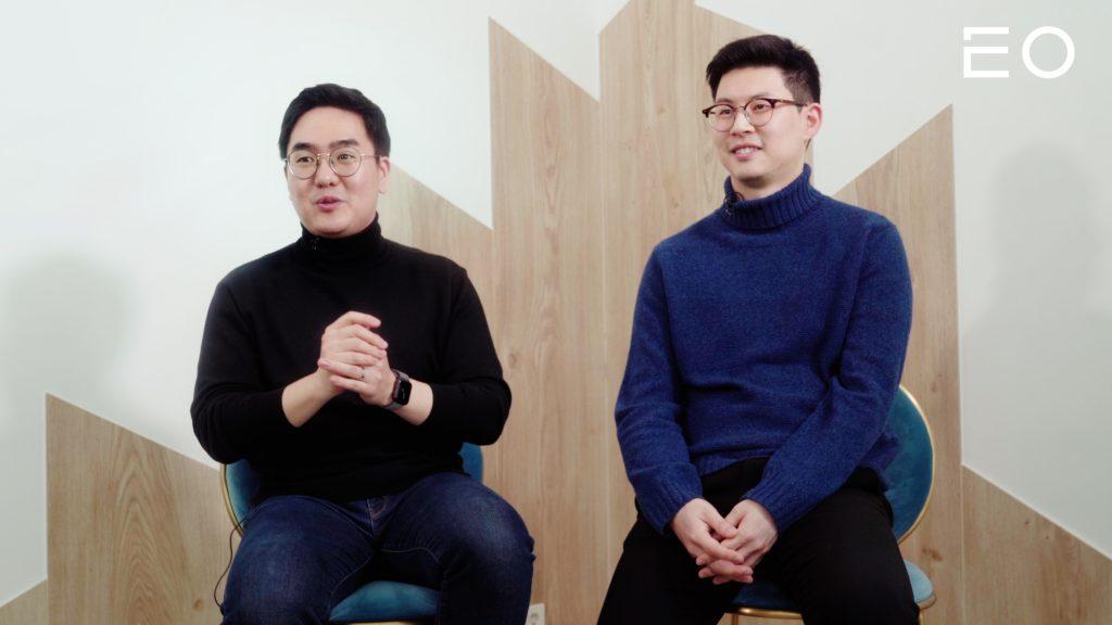 삼성, 현대, SK, LG 직원들을 가르치는 스타트업